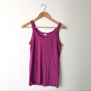 T.LA Pink Knit Tank